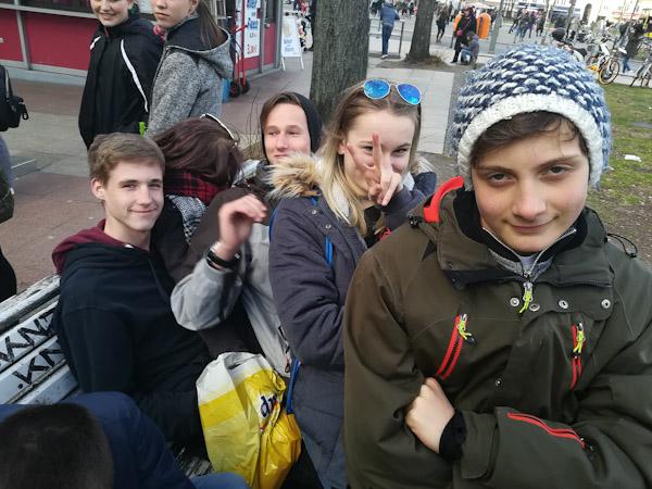 Wir sind in Berlin