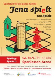 Jena spielt 300 Spiele zum Anfassen und Ausprobieren