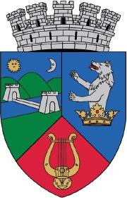 Rumänien - Wappen Lugoj