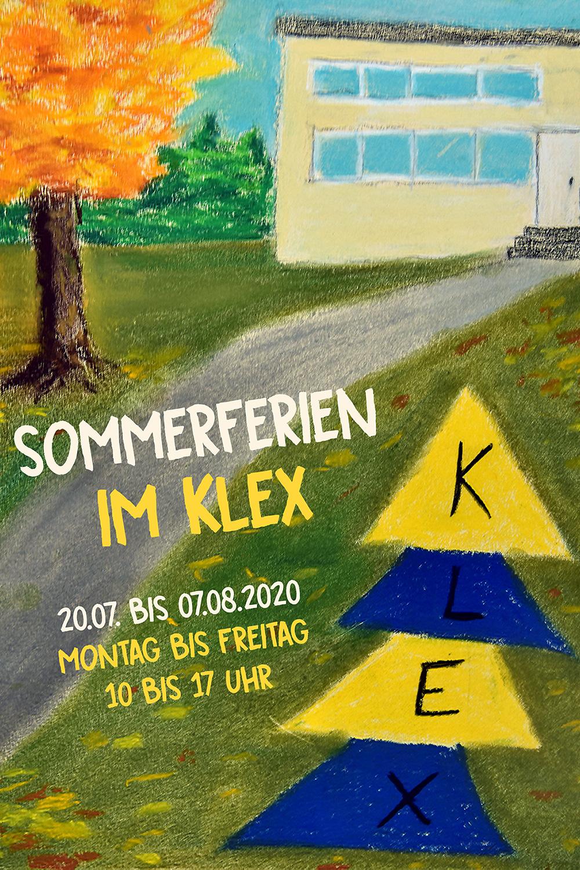 Sommerferien im KLEX